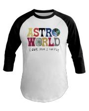 ASTRO WORLD Baseball Tee thumbnail