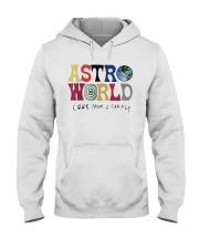 ASTRO WORLD Hooded Sweatshirt thumbnail