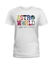 ASTRO WORLD Ladies T-Shirt thumbnail