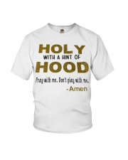 HOLY HOOD Youth T-Shirt tile