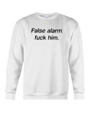 FALSE ALARM Crewneck Sweatshirt thumbnail