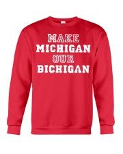 MAKE MICHIGAN Crewneck Sweatshirt thumbnail