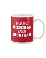 MAKE MICHIGAN Mug thumbnail
