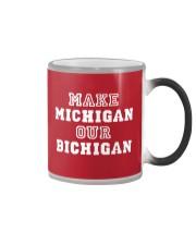 MAKE MICHIGAN Color Changing Mug thumbnail