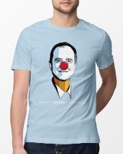 pencil neck t shirt Classic T-Shirt lifestyle-mens-crewneck-front-13