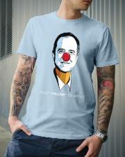 pencil neck t shirt Classic T-Shirt lifestyle-mens-crewneck-front-6