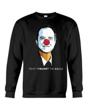 pencil neck t shirt Crewneck Sweatshirt thumbnail