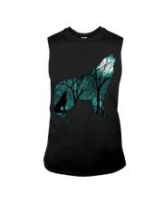 Ahoo Wolf Shirt Sleeveless Tee thumbnail