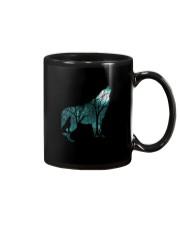 Ahoo Wolf Shirt Mug thumbnail