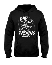 Fishing legend Hooded Sweatshirt thumbnail