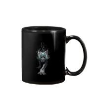 Wolf Face T-shirt Mug thumbnail