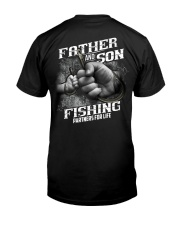 Fishing Partners For Life  Classic T-Shirt back