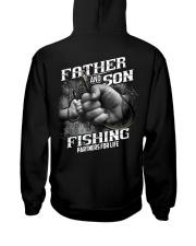 Fishing Partners For Life  Hooded Sweatshirt thumbnail