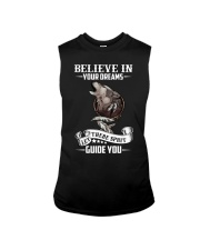 Believe in your Dream Shirt Sleeveless Tee thumbnail