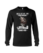 Believe in your Dream Shirt Long Sleeve Tee thumbnail