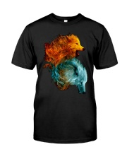 Wolf Lover T Shirt Classic T-Shirt front