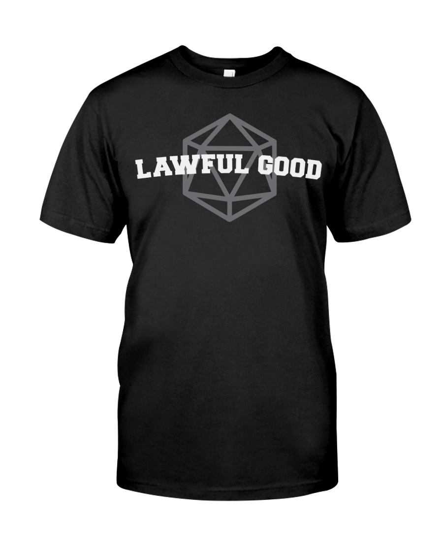 Lawful Good University Classic T-Shirt