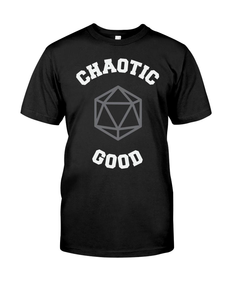 Chaotic Good University Classic T-Shirt