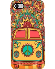 Hippie Vw Bus Phone Case i-phone-7-case