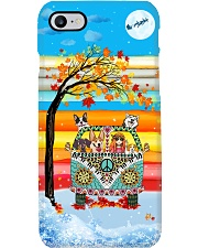 Girl Vw Bus Phone Case i-phone-7-case