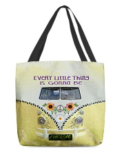 Every Little Thing Is Gonna  All-over Tote thumbnail