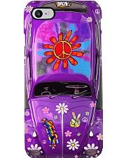 Hippie Vw Bug purple Phone Case i-phone-7-case