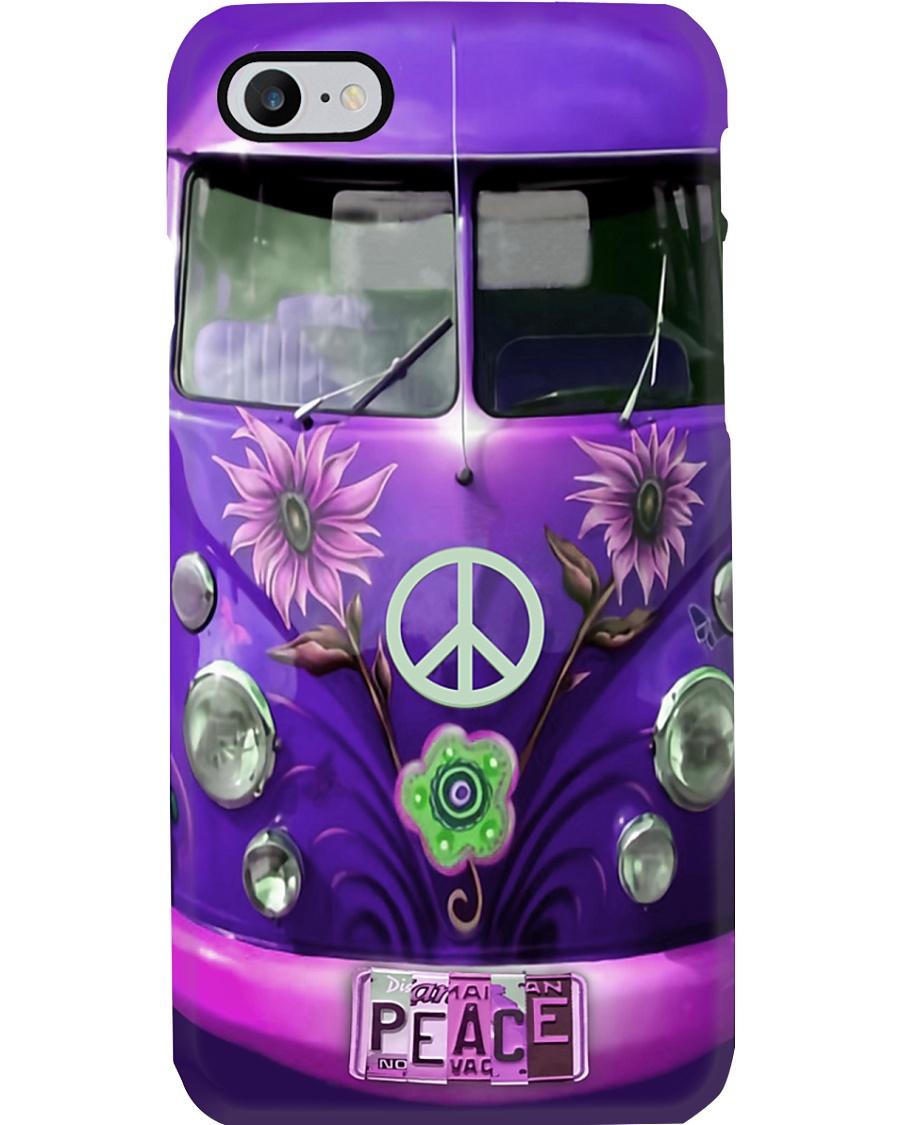 Peace Vw Bus Phone Case