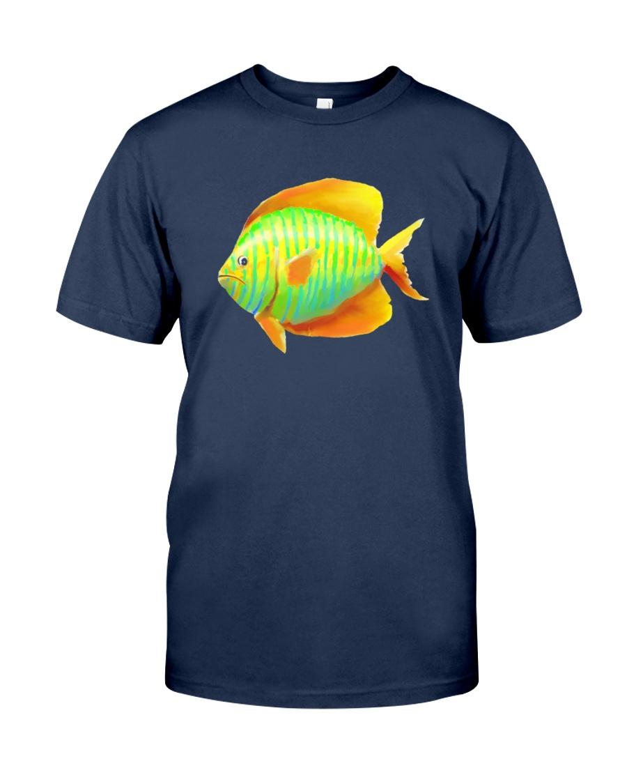 Tropical Fish 02 T-shirt Unisex Tshirt