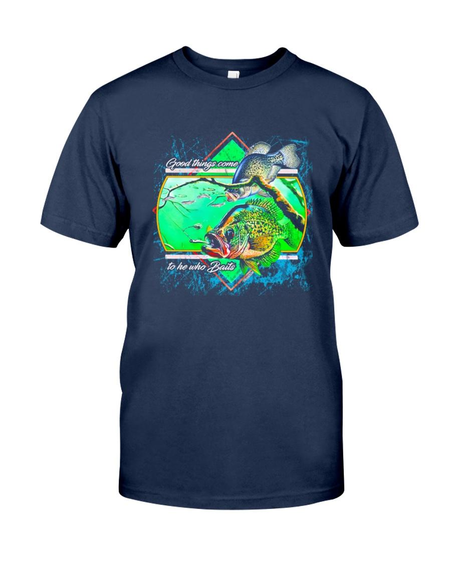 Crappie Day T-shirt Unisex Tshirt
