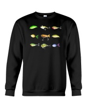 Just Wanna Be Fishin Lurws Crewneck Sweatshirt thumbnail