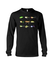 Just Wanna Be Fishin Lurws Long Sleeve Tee thumbnail