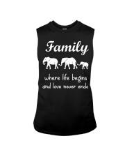 Elephant family t shirt phone case mug Sleeveless Tee thumbnail