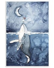 Humpback Whale Poster 11x17 Poster front