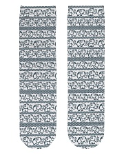 Ethnic elephant motifs Crew Length Socks thumbnail