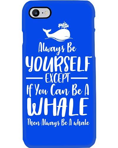 Whale Phone case