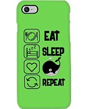 Whale Phone case Phone Case i-phone-7-case