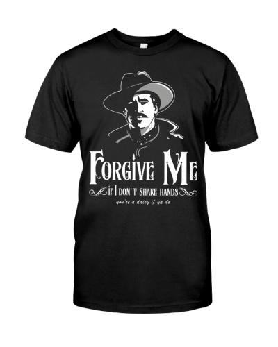Forgive Me If I Don't Shake Hands 2