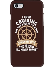 I Love Cruising T tees Phone Case thumbnail