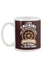 I Love Cruising T tees Mug back