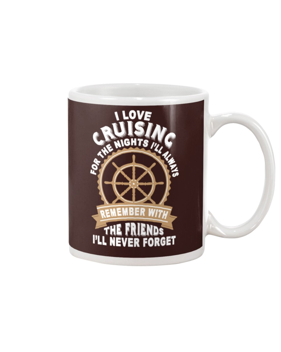 I Love Cruising T tees Mug