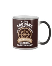 I Love Cruising T tees Color Changing Mug thumbnail