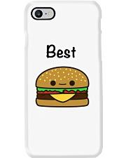Hamburger hoodie tees Phone Case thumbnail