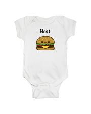 Hamburger hoodie tees Onesie thumbnail