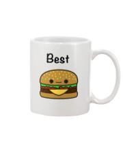 Hamburger hoodie tees Mug front