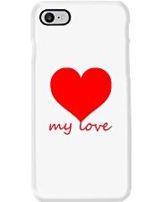 my love Phone Case i-phone-7-case