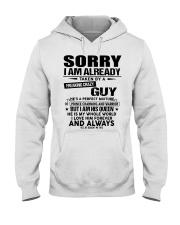 Sorry Guy - gift for girlfriend NGHL00 Ladies T-Sh Hooded Sweatshirt thumbnail