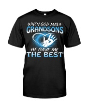 G Store - God Grandsons Classic T-Shirt front