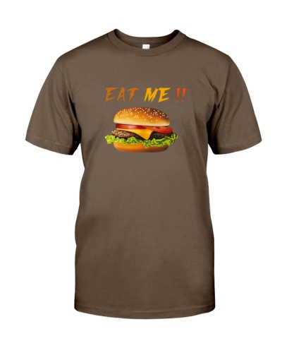 Eat Me Hamburger tshirt