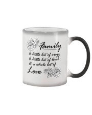 A Little Bit Of Crazy Family Color Changing Mug thumbnail
