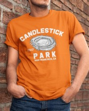 Candlestick Park 1960 Classic T-Shirt apparel-classic-tshirt-lifestyle-26